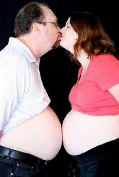 İlginç hamile kadın resimleri - 14. resim