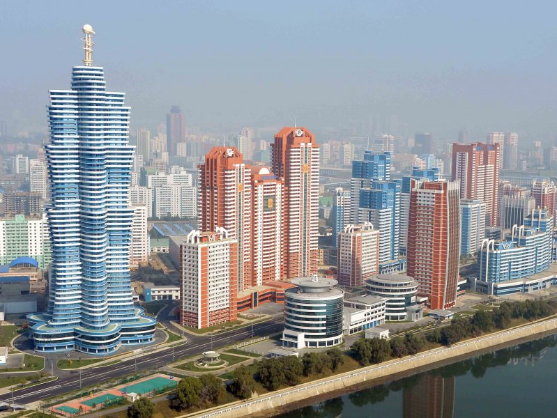 kuzey kore şehir ile ilgili görsel sonucu