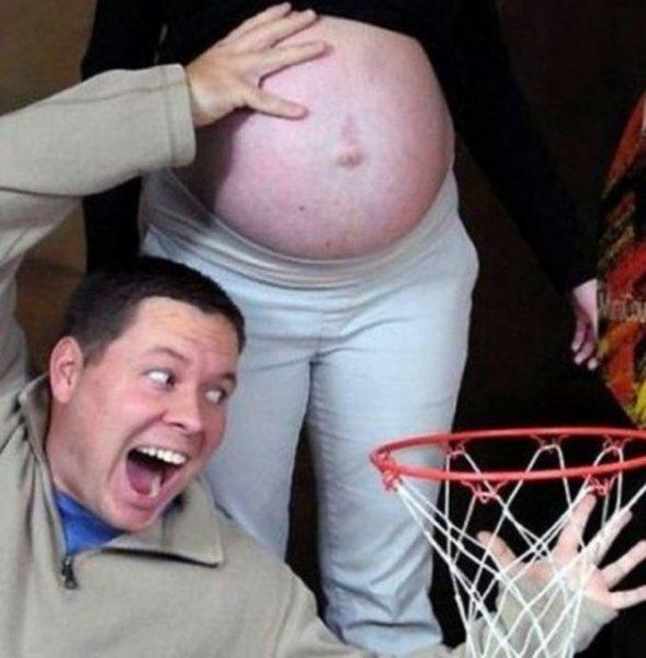 İlginç hamile kadın resimleri - 25. resim