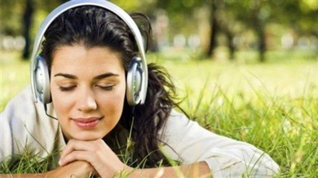 Sağlığınız için müzik dinleyin