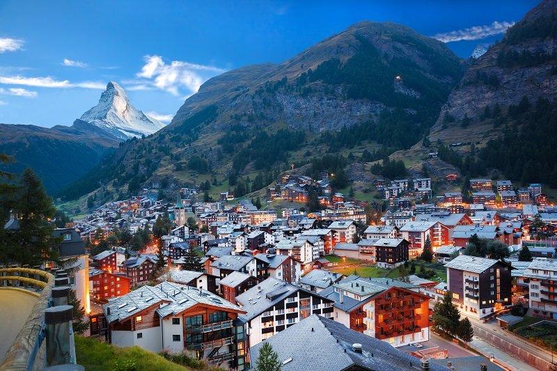Фото швейцарии смотреть