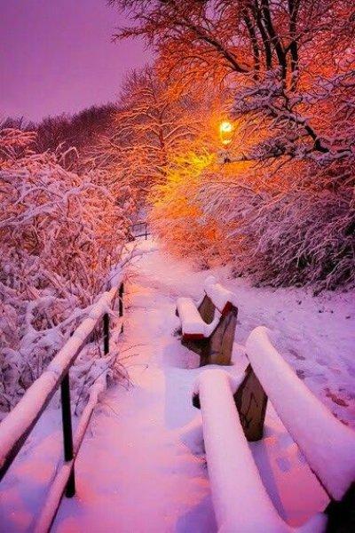 En Güzel Kış Manzaraları