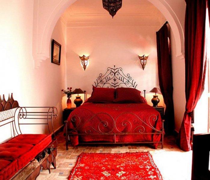 Yatak Odasi Dekorasyonunda Renk Secimi