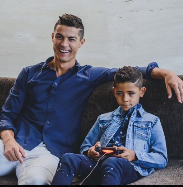 Cristiano Ronaldo Oğlu