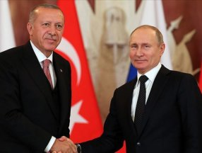 Erdoğan, Putin hold phone call