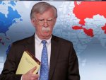 Bolton skips the 'human rights violation' question
