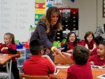 US First lady visits FETO-linked school in Oklahoma