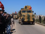 Turkish military completes patrols in Syria's Idlib