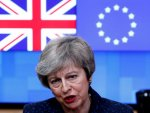 May's Brexit deal rejected for the third time