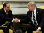 Trump to meet Egypt's Sisi at White House
