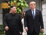 Trump called on Kim to hand over nuclear weapons