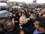 Turkish opposition leader gets attacked