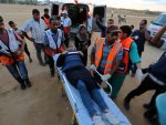 Israeli fire attacks injure 2 Palestinians in Gaza