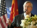 US ambassador criticizes China for interfering in religious freedom