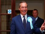 Farage's Brexit Party storms to EU vote win