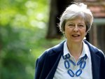UK's May steps down as Conservative Party leader