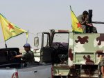 Saudi government support for YPG and PKK terrorists