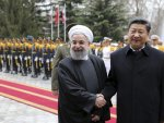 Rouhani and Jinping slam US unilateralism