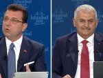 Mayoral candidates face off in live race debate