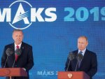 Turkish, Russian presidents meet to discuss bilateral relations