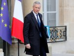 French finance minister received death threats