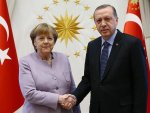 Erdoğan holds talk with Germany's Merkel over phone