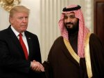 Trump says US ready to help protect Saudi Arabia