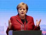Merkel expresses worries over Russia's influence in Syria
