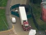 British police discover 39 bodies in a truck in Essex