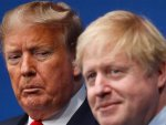 UK's Johnson to visit White House in new year