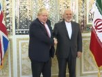 UK's Johnson urges new nuclear deal with Iran