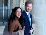 Prince Harry, Meghan Markle officially give up royal titles