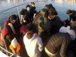 2,400 irregular migrants nabbed over in Turkey