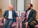 Saudi Crown Prince hacked Jeff Bezos's phone