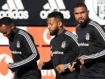 Beşiktaş'ta yabancılara izin çıktı