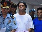 Ronaldinho hapisteki ilk telefon hakkında Puyol'u aradı