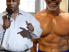 Kilo veren Mike Tyson ringe çıkıyor