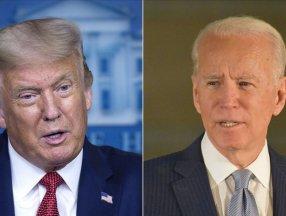 Bahisçiler Biden'dan Trump'a döndü
