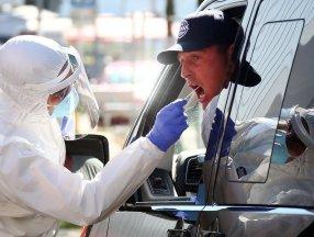 Almanya'da koronavirüs vaka sayısı 500 bine yaklaştı