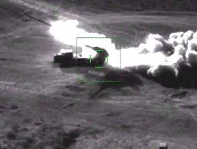"""Ermenistan'ın Berde saldırısında kullandığı """"Smerch"""" roket atar sistemi yok edildi"""