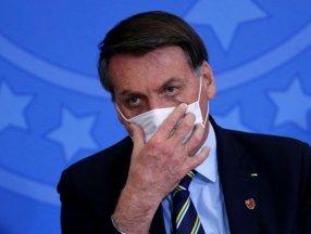 Jair Bolsonaro: Sokağa çıkma yasağı delilik