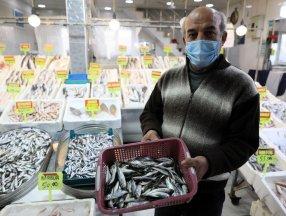 Soğuklar balık fiyatlarını artırdı