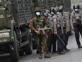 Myanmar'da darbeci ordu, protestolara katılan çocukları da öldürdü