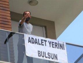 Antalya'da tehdit edildiğini iddia eden kişi, kendini eve kilitledi