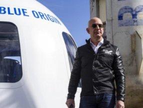 Jeff Bezos' un uzay yolculuğundan dönmemesi için imza kampanyası başlatıldı