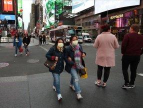 New York'ta koronavirüs tedbirleri hafifletildi