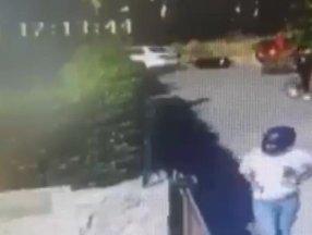 Bodrum'da 1 polisin şehit olduğu çatışma görüntüleri