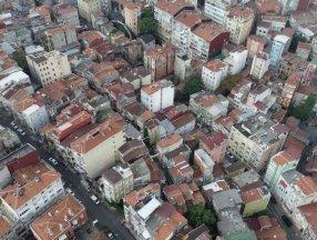 Beyoğlu'nda depreme hazırlık için yüzlerce bina yenilenecek