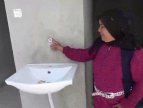 Adana'da bir genç, uyuşturucu için evdeki muslukları bile sattı