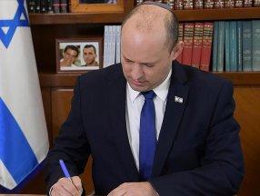İsrail'de yeni hükümet, Batı Şeria'daki Yahudi yerleşim inşa projesini onayladı